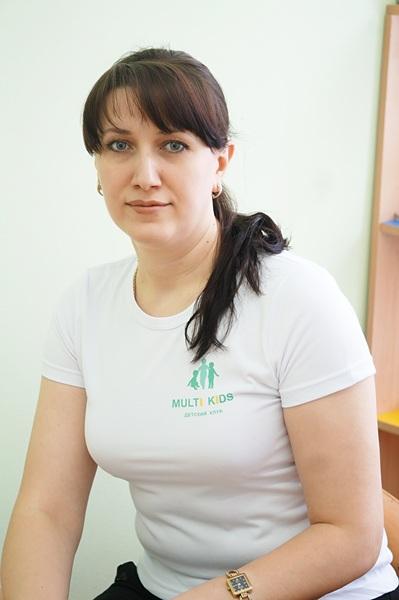 Лебедева Лилия Викторовна